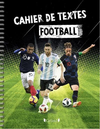 Cahier de textes football (édition 2019/2020)