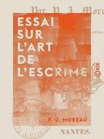 Vente EBooks : Essai sur l'art de l'escrime  - P.-J. Moreau