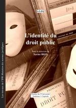 Vente EBooks : L'identité de droit public  - Xavier Bioy