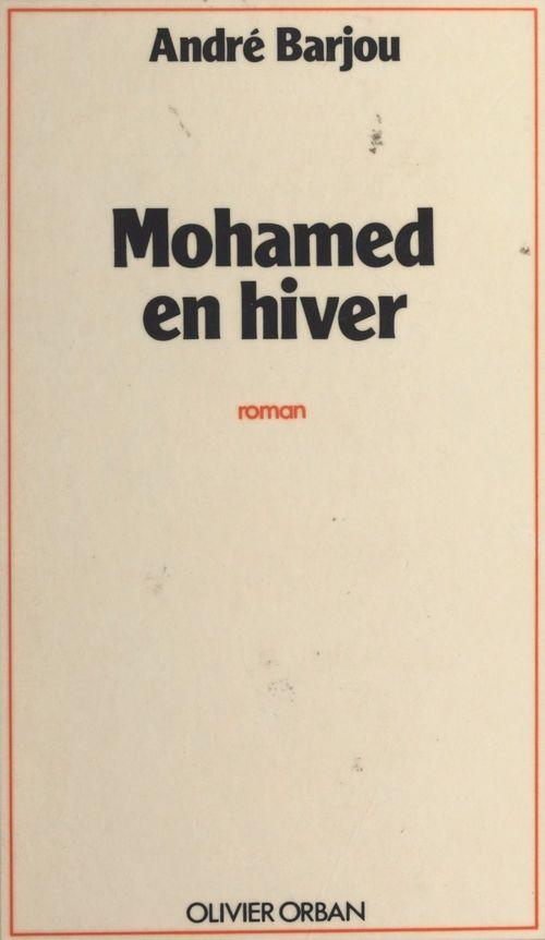 Mohamed en hiver