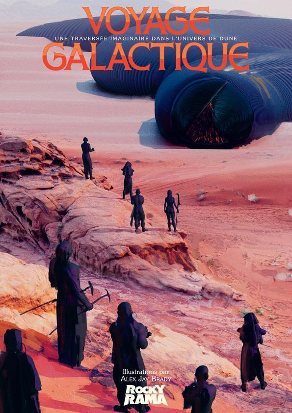 Dune, voyage galactique