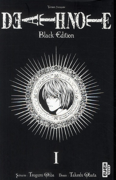 Death Note - Black Edition T.1