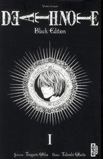 Couverture de Death Note Black Edition - Tome 1