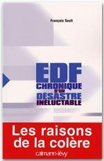 EDF : chronique d'un désastre inéluctable  - François Soult