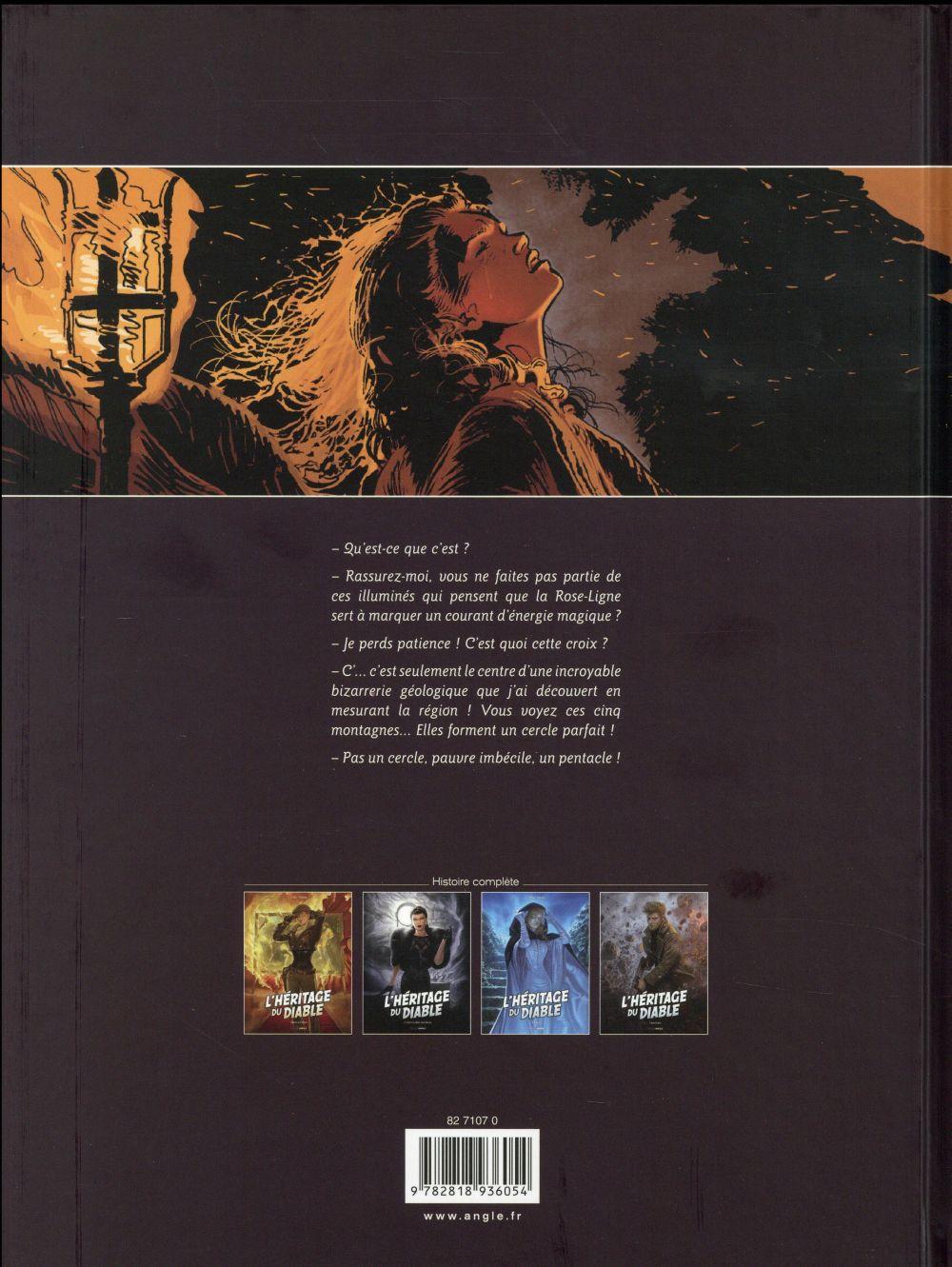 L'héritage du diable T.4 ; l'apocalypse