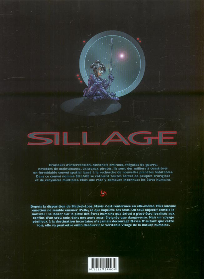 Sillage t.8 ; nature humaine