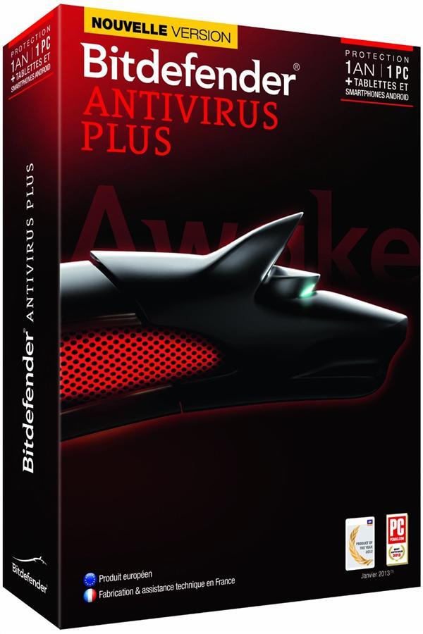Bitdefender antivirus plus 2014
