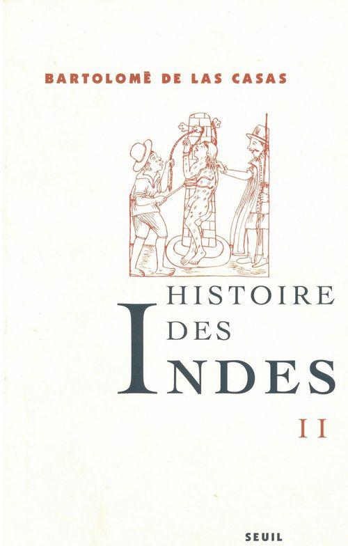 Histoire des indes ii