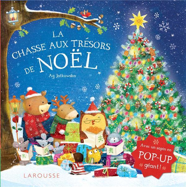LA CHASSE AUX TRESORS DE NOEL