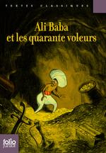 Vente Livre Numérique : Ali Baba et les quarante voleurs (édition enrichie)  - Anonymes