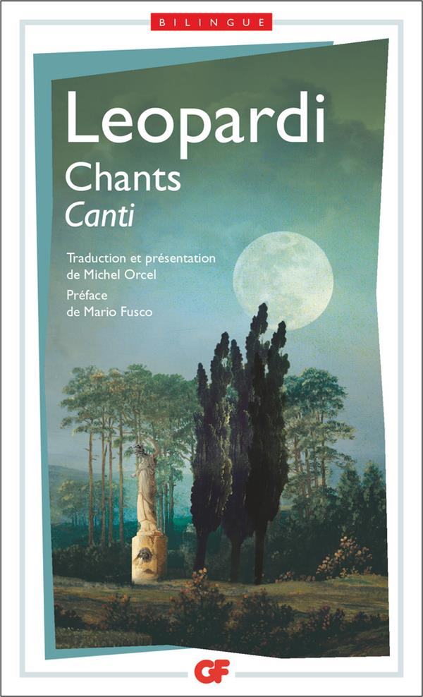 Chants ; canti