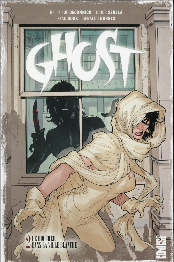 Ghost t.2 ; le boucher dans la ville blanche