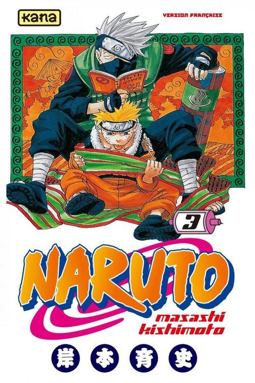 Naruto T.3