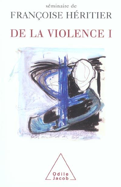 De la violence t.1