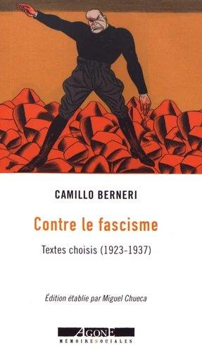 Couverture de Contre le fascisme ; 1922-1937