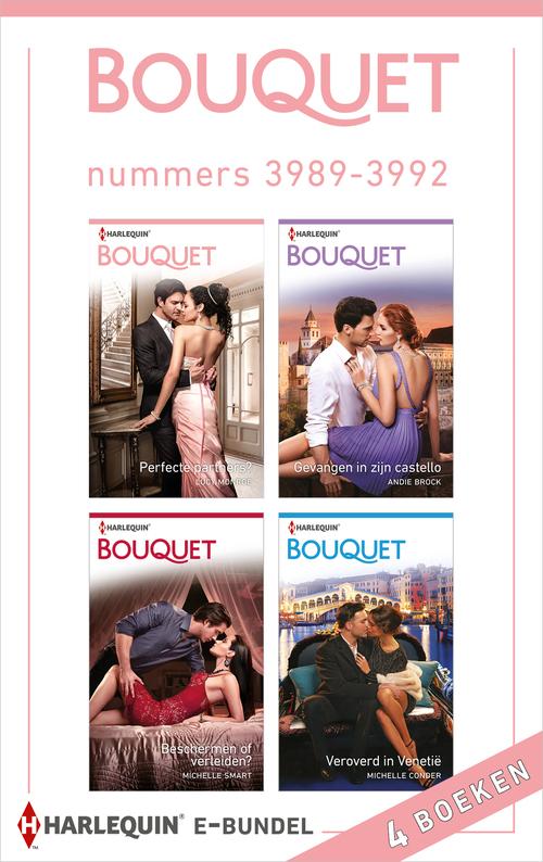 Bouquet e-bundel nummers 3989 - 3992