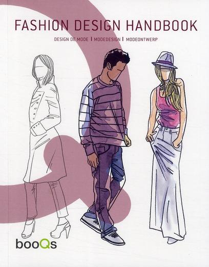 Fashion design handbook / design de mode