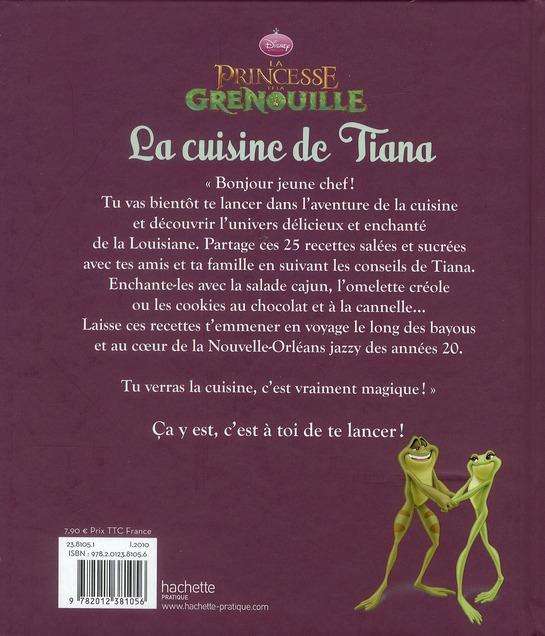 La cuisine de Tiana