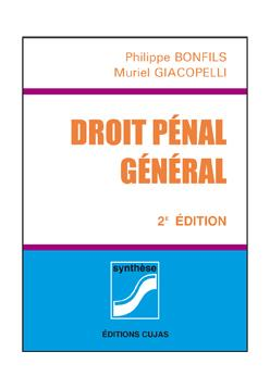 droit pénal général (2e édition)