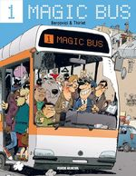 Vente Livre Numérique : Magic Bus (Tome 1)  - Jean-Michel Thiriet
