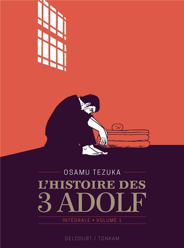 L'histoire des 3 Adolf ; INTEGRALE VOL.1