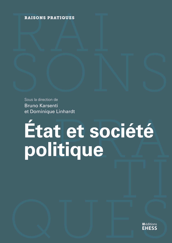Etat et société politique
