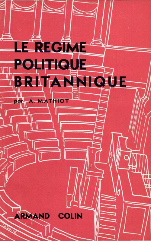 Le régime politique britannique