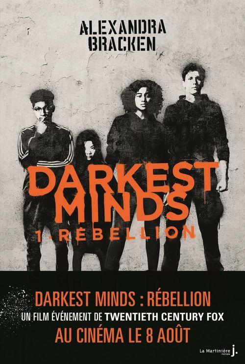 Darkest Minds - tome 1 Rebellion