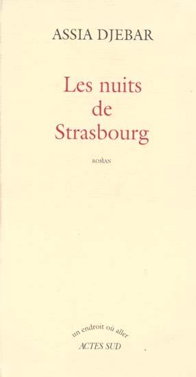 Les Nuits De Strasbourg