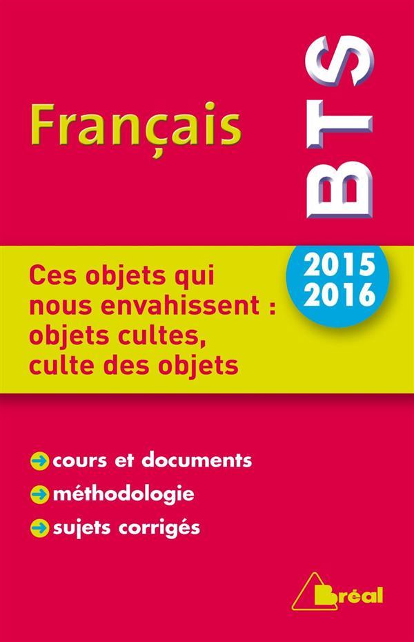 thème de BTS français 2015/2016