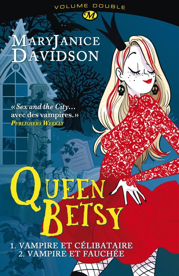 Queen Betsy ; Integrale T.1 Et T.2