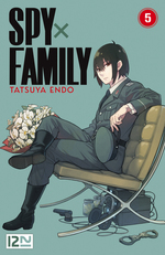 Spy x family t.5  - Tatsuya ENDO