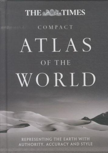 Atlas of the world compact - 6th edition