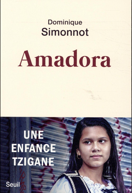 Amadora ; une enfance tzigane