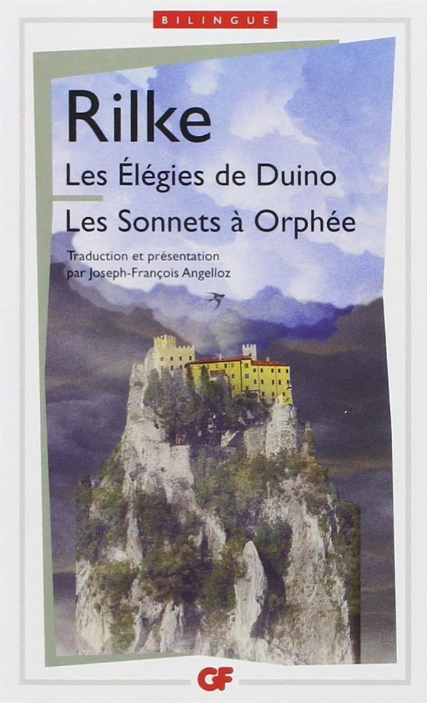 Les  Elegies De Duino - Sonnets A Orphee