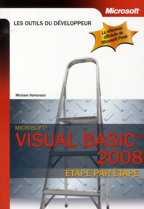 Visual basic 2008 ; étape par étape