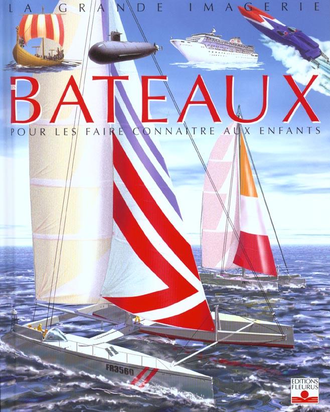 Les Bateaux ; Edition 2001