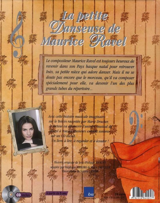 La petite danseuse de Maurice Ravel
