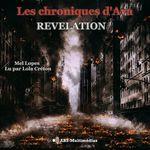Vente AudioBook : Révélation  - Mel Lopes