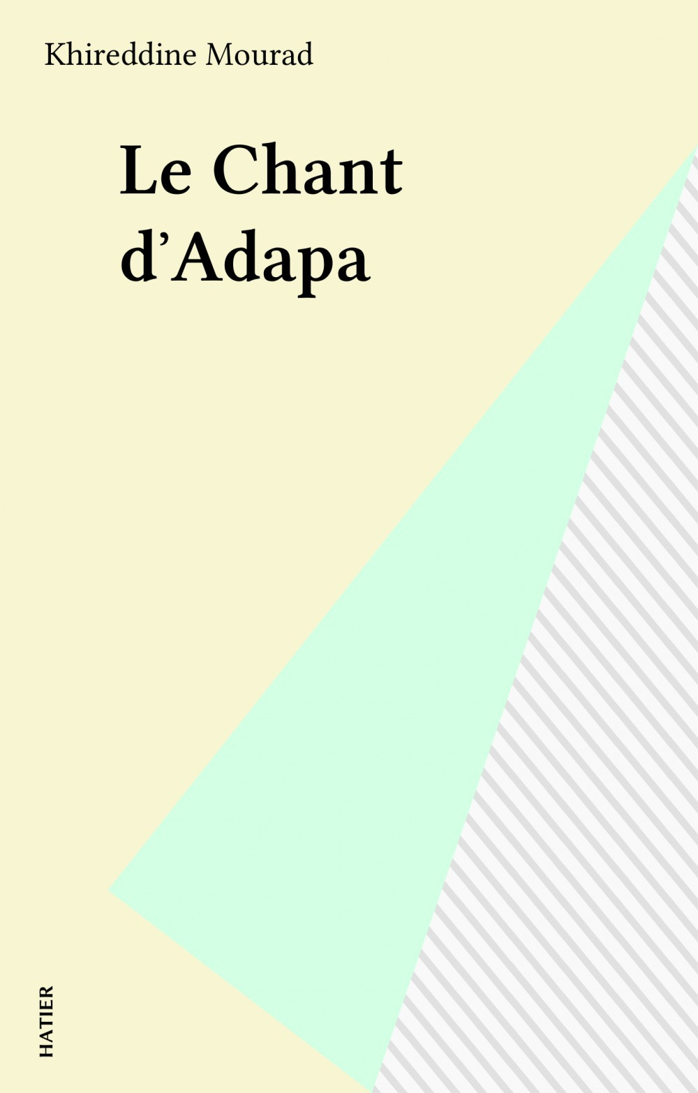 Le chant d'adapa