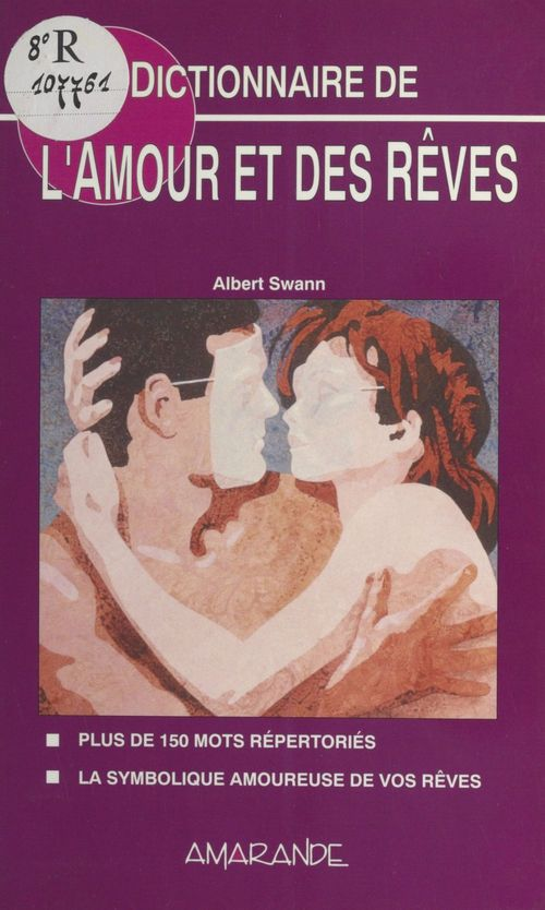 Dictionnaire de l'amour et reves