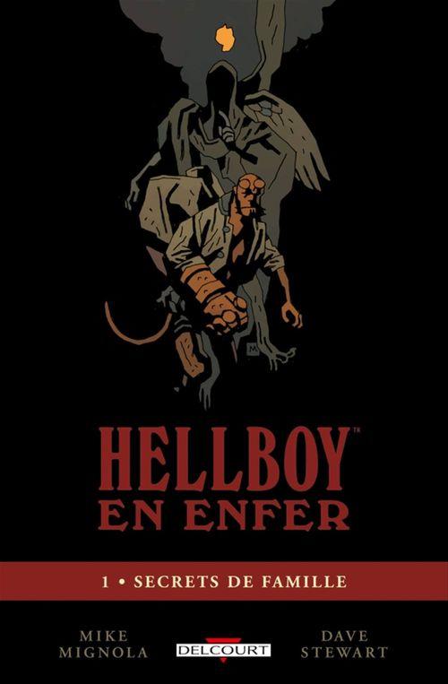 Hellboy en enfer T.1 ; secrets de famille
