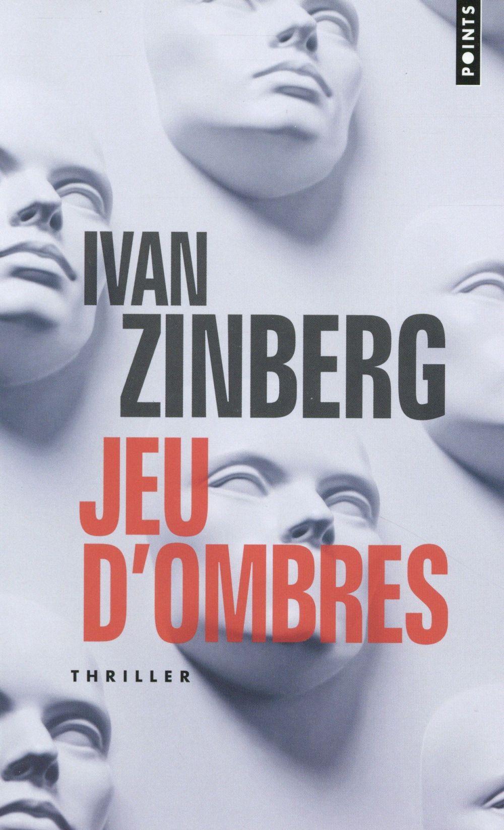 Zinberg Ivan - JEU D'OMBRES