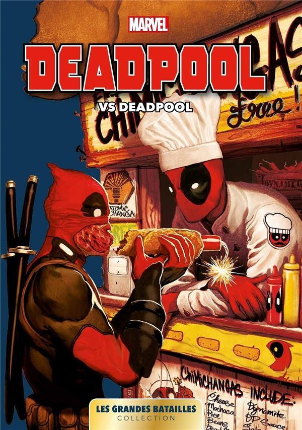 Deadpool vs Deadpool