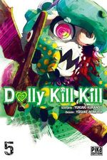 Vente Livre Numérique : Dolly Kill Kill T05  - Yûsuke Nomura