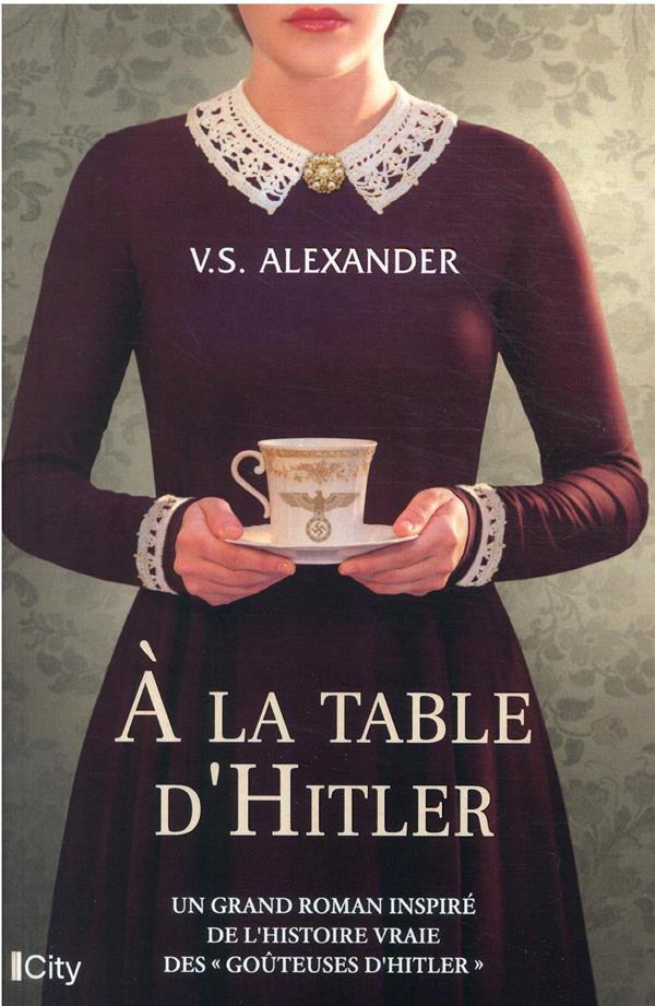 à la table d'Hitler