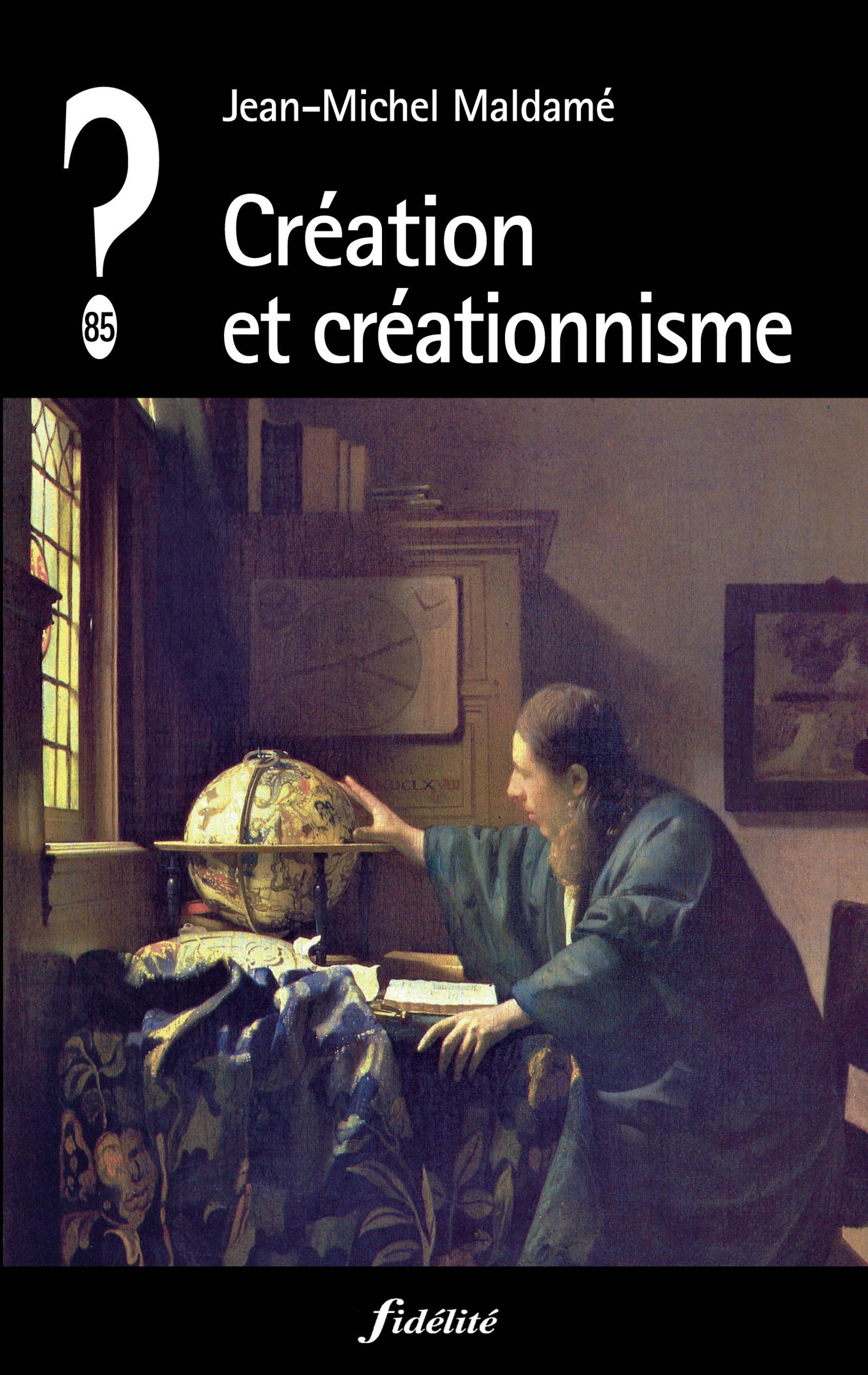 Création et créationisme
