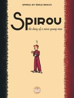 Spirou by Émile Bravo The Diary of a Naive Young Man  - Bravo