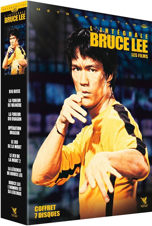 Bruce Lee - L'intégrale - Coffret 7 disques