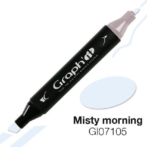 Marqueur à alcool GRAPH'IT 7105 - Misty Morning - 1 unité